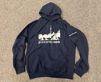 Support our Toronto Zoo Hoodie M Member Price