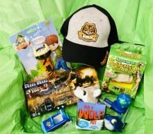 Kid's Adventure Mystery Box - not for children under 3