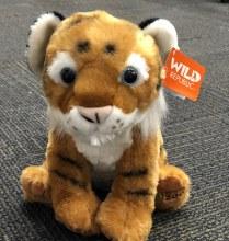 "12"" Tiger Plush"