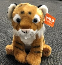 "12"" Tiger Plush Member Price"
