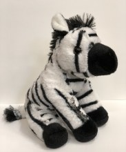 Zebra Baby Plush Member Price