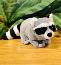 Eco Nation Raccoon Plush