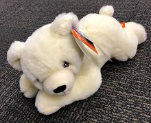 Ecokins Polar Bear Plush