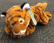 Ecokins Tiger Plush