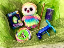 Kid's Zootique Mystery Box - not for children under 3