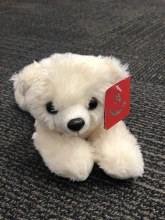 Polar Bear Plush Member Price