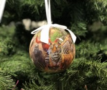 Toronto Zoo Ornament