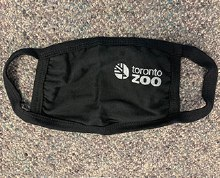 Toronto Zoo Adult Face Mask Member Price