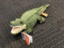 Alligator Plush Member Price