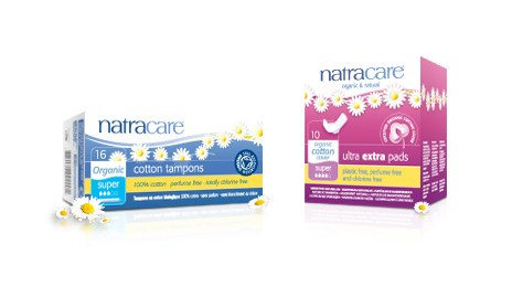 Natra Care Long Ultra Pads w/ Wings 10 pack
