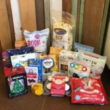 Dahlia & Sage-Sweets & Treats gift bag valued at $150.