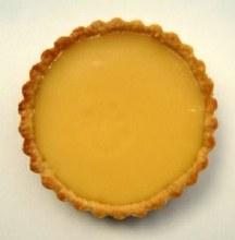 "Costeaux Bakery 4"" lemon tart"