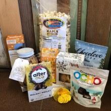 Dahlia & Sage-Sweets & Treats Gift bag valued at $75.