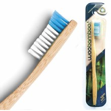 Woobamboo! Soft Adult Toothbrush