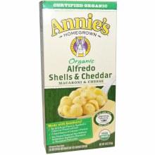 Annie's Alfredo Shells & Cheddar