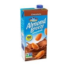 Blue Diamond Chocolate Almond Breeze 32 oz