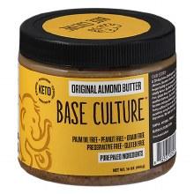 Base Culture Original Almond Butter 16 oz