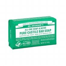 Dr. Bronner's Almond Hemp Soap 5 oz bar