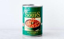 Amy's Fat Free Alphabet Soup 14.1 oz