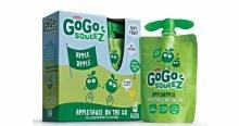Gogo Squeeze Apple Sauce 4/3.2 oz