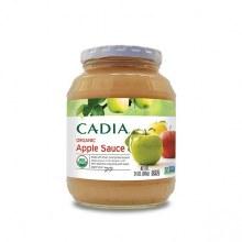 Cadia Organic Applesauce 24 oz