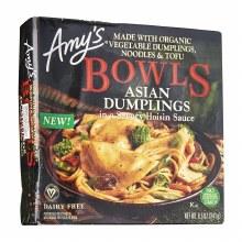 Amy's Asian Dumpling Bowl 8.5 oz