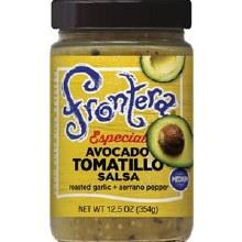 Frontera Especial Avocado Tomatillo Salsa 12.5 oz