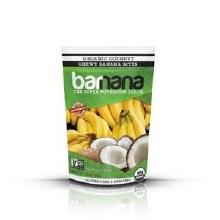 Barnana Banana Bites w/ Coconut 3.5 oz