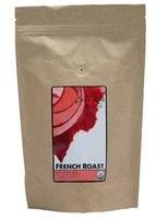 French Roast, Ground bella Organic coffee 12oz