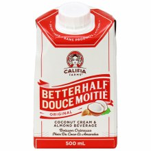 Califia Farms Dairy Free Betterhalf Original Coconut Cream & Almondmilk 16.9 Fl. Oz.