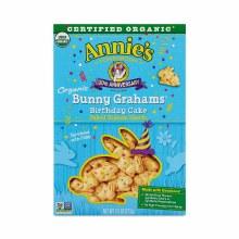 Annie's Organic Birthday Cake Grahams 7.5oz