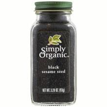 Black Sesame Parm Crisps
