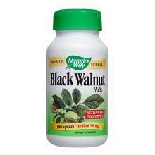 Black Walnut 100 Cap Nature's Way