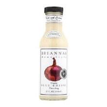 Brianna's Blue Cheese Dressing 12 oz