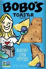 Bobo's Blueberry Lemon Poppseed Toaster Pastry 2.5 oz
