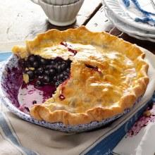 "Jessie Lord 8"" Blueberry Pie"