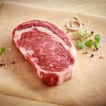 Beef: Creekstone Boneless Ribeye Steak - 16 OZ