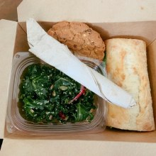Boxed Lunches - Customizable! Please give 24hrs notice.
