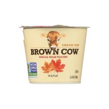 Brown Cow Maple 5.3 oz