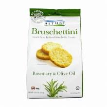 Asturi Breuschettini with Rosemary and Olive Oil 4.23 oz