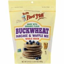 Bob's Red Mill Buckwheat Pancake and Waffle Mix 24 oz