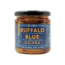 Divina Buffalo Blue Olives 7.8 oz