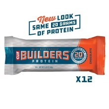 Clif Bar Chocolate Builders Protein 2.4 oz