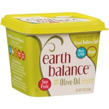 Earth Balance with olive oil 13oz