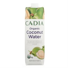 Cadia Organic Coconut Water 33.8 oz
