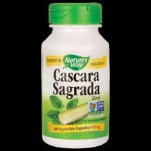 Cascara Sagrada 100 Cap Nature's Way