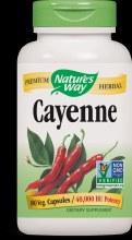 Cayenne 100 Cap Nature's Way