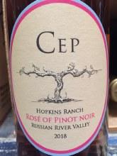 Peay Vineyards CEP Rose Hopkins Ranch 750 mL