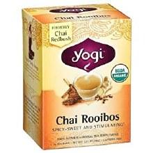 Yogi Chai Rooibos