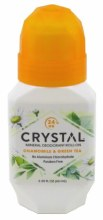 Crystal Chamomile&Green Tea Deodorant 2.25 oz